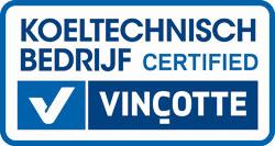 Koeltechnisch bedrijf - Certified - Vinçotte