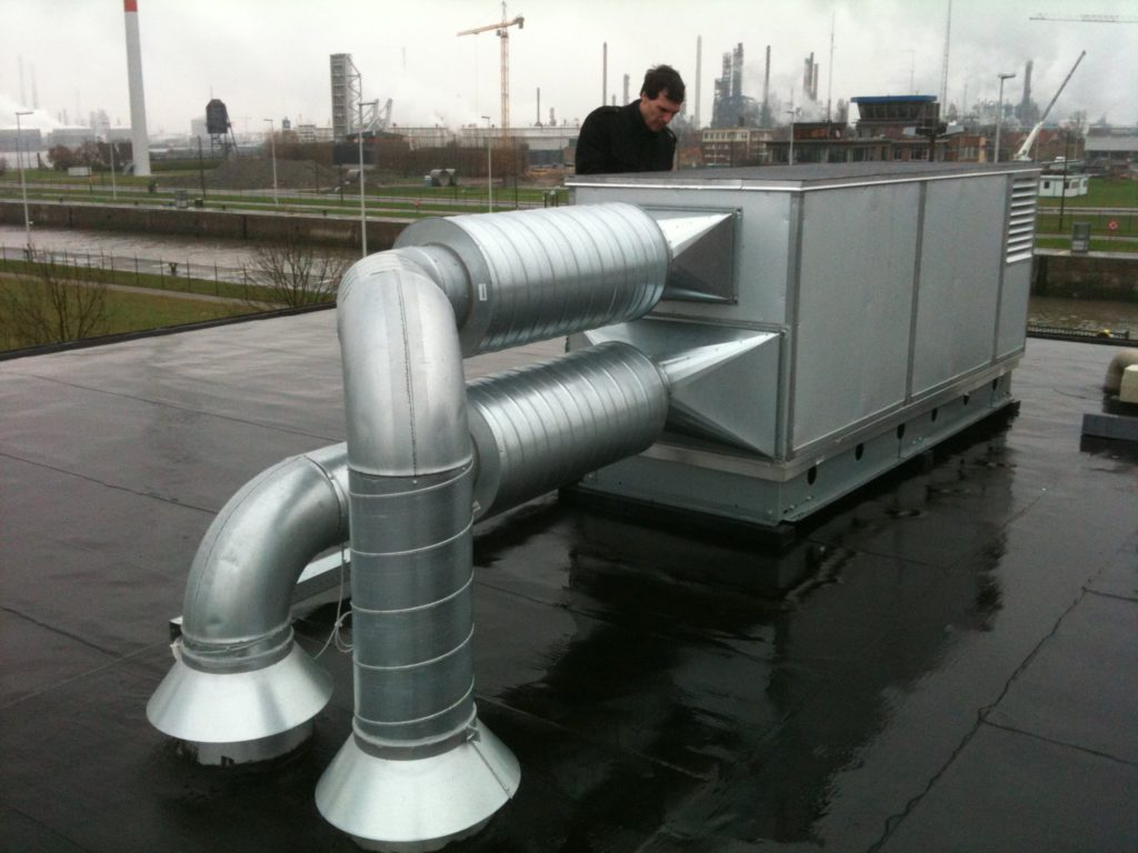 Ventilatie Air Systems
