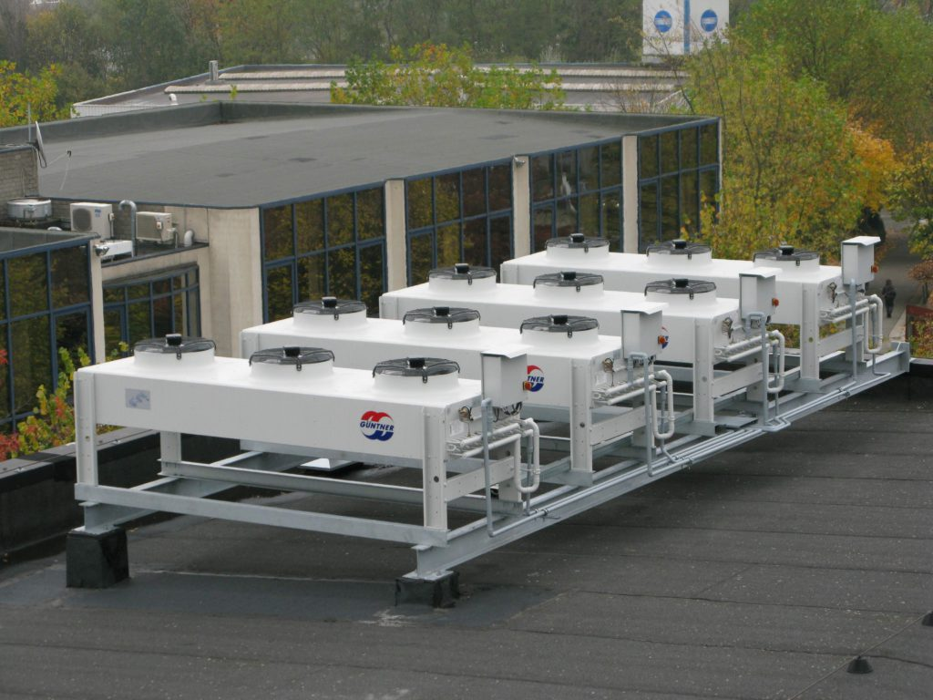 Industriële Koeling Air Systems